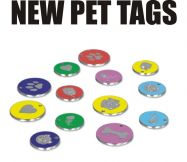 New pet tags designs from Mastergrave Ltd