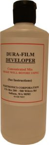 Etch-O-Matic Dura Developer (16oz)