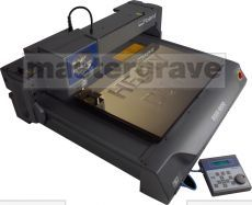 EGX-600 Large Flatbed Engraving Machine Heavy Duty Engraver